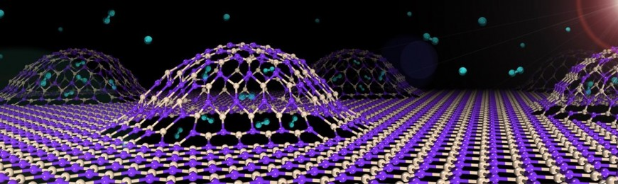 低温AFM助力六方氮化硼气泡中的氢分离研究