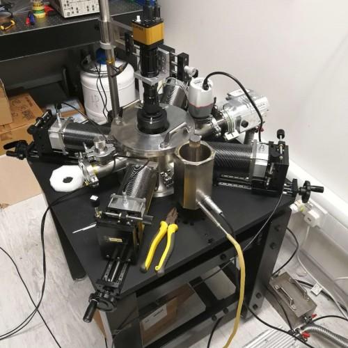 低温液氮探针台