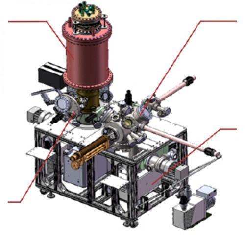 低温超高真空扫描隧道显微镜STM
