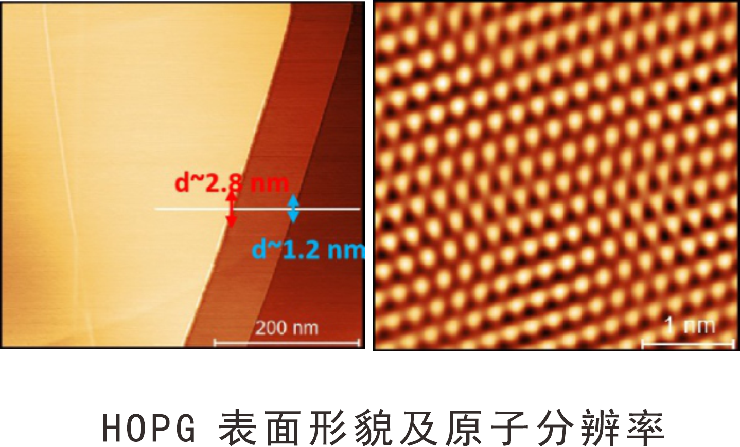 低温超高真空扫描隧道显微镜应用案例