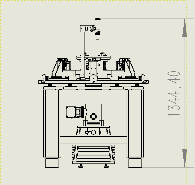 干式液氦温区探针台尺寸图2
