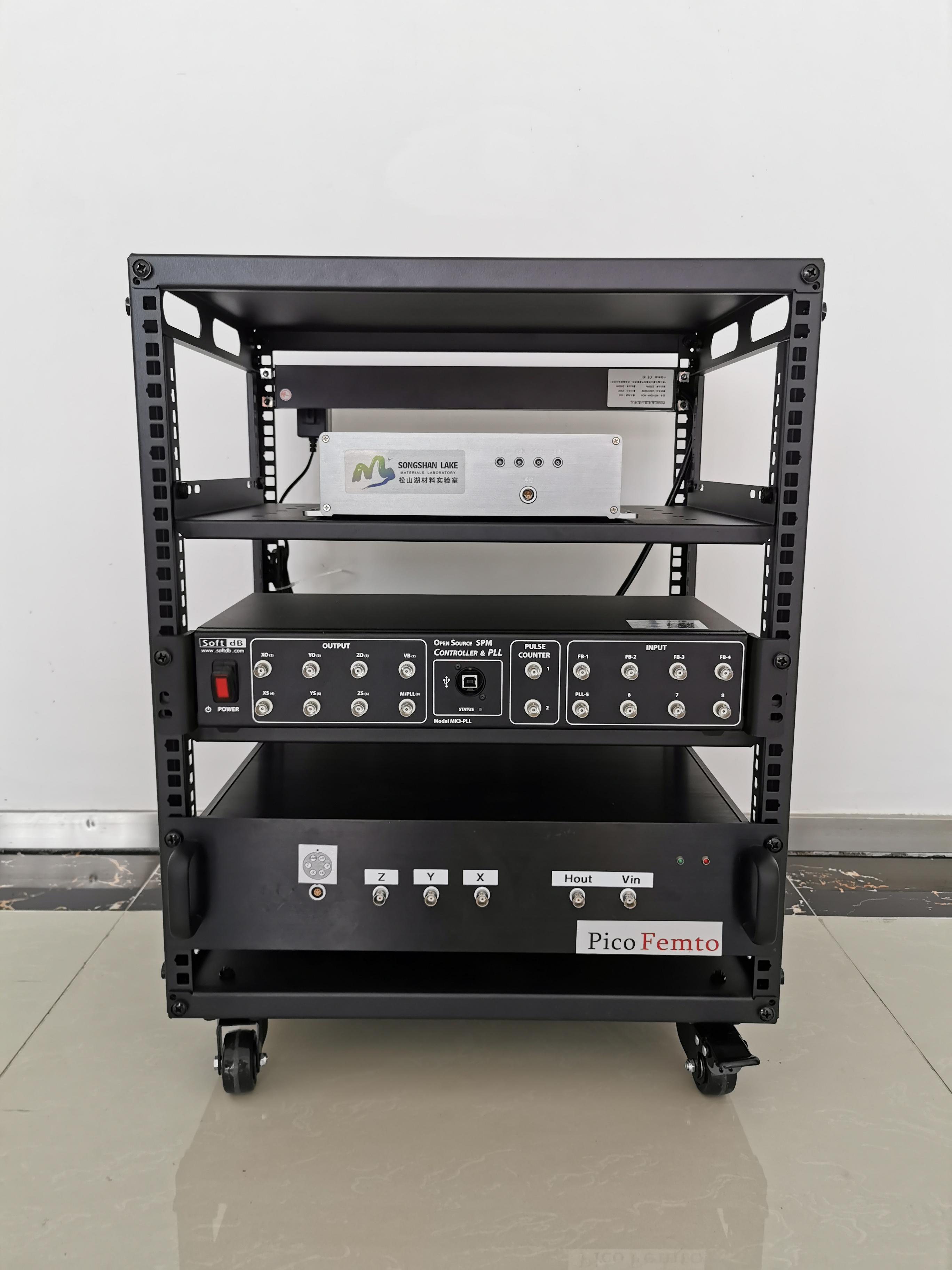 扫描探针显微镜控制器